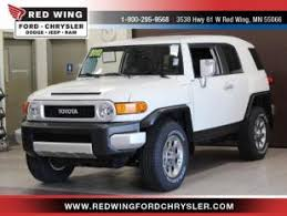 toyota for sale in mn and used toyota fj cruisers for sale in minnesota mn