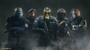 Rainbow Six Siege Operators In Rainbow 6 Siege Operators Menus Counter Strike 1 6 Gui Mods