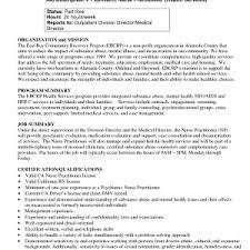 Graduate Nurse Resume Templates Nurse Practitioner Resume Examples Resume Example And Free