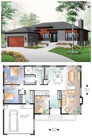 962 best floor plan images on pinterest bungalows architecture