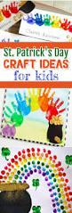 35 st patrick u0027s day crafts for kids easy st paddy u0027s day craft