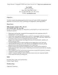 sample resume for experienced civil engineer civil engineering