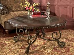 Ashley Furniture Living Room Tables Ashley Furniture Round Coffee Table Shelby Knox