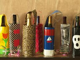 how to make gift bags out of duct tape diy