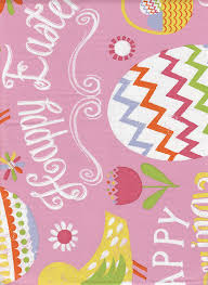 Oval Vinyl Tablecloth Easter Party Table Covers Page Two Easter Wikii