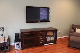 how to hide wires for wall mounted tv tvs u0026 projectors lawsonsav com