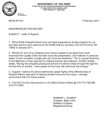 air force recommendation letter sample 4 amazing sample