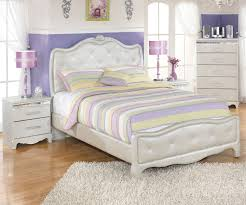 full size girl bedroom sets zarollina b182 full size upholstered bed girl s bedroom sets