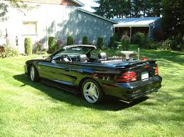 Black Convertible Mustang Blown349 1995 Ford Mustang Specs Photos Modification Info At