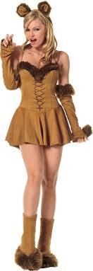 lion costume women s lion costume costumes