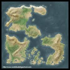 Blank Fantasy Map Generator by World Building Test Map By Worldbuilding On Deviantart