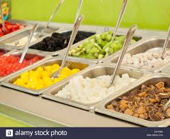 toppings bar frozen yogurt toppings bar yogurt toppings ranging from fresh