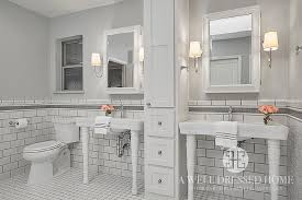 bathroom border tiles ideas for bathrooms awesome white subway tile bathroom and best 25 subway tile