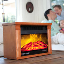 Electric Fireplace Heater Electric Fireplaces Electric Fireplace Heaters Heat Surge