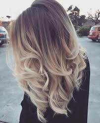 long hair style showing ears 25 best hairstyle ideas for brown hair with highlights light