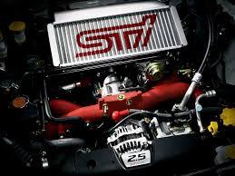 subaru boxer engine 2005 subaru forester sti