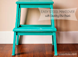 Ikea Bekvam Stool by Ikea Stool Makeover Guest Post Country Chic Paint