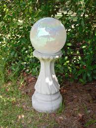 Garden Gazing Globes The Cement Barn Manufactures Of Quality Concrete Statuary The