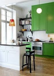 Lime Green Kitchen Cabinets Best 25 Green Kitchen Cupboards Ideas On Pinterest Green