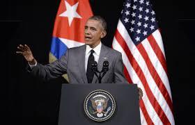 Barack Obama Flag Obama To Cuban People U2014 U0027you Do Not Need To Fear U0027 U S Toronto Star