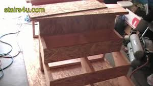 Stair Tread by Fixing Stair Tread Variations How To Repair Stairs Youtube