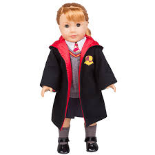Harry Potter Hermione Amazon Com Hermione Granger Inspired Doll Clothes For American