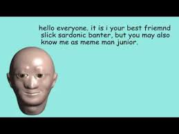 Man Meme - meme man jr how to s i p p youtube