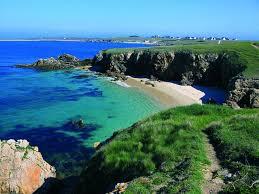 chambre d hote ile d houat plages îles bretonnes la plage du gouret île d houat bretagne