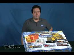 model railroader magazine bachmann commander ho dcc set