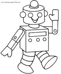 Washing Machine Coloring Page - great cardboard robot diy for kids pinterest cardboard robot