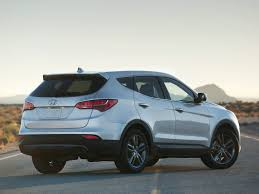 hyundai suv cars price 2016 hyundai santa fe sport price photos reviews features