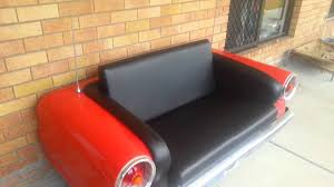ford xp car couch in operation youtube