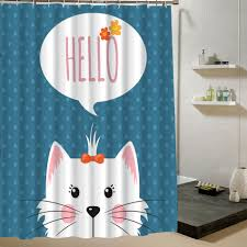 Curtain Cartoon by Bathroom Cafe Curtains Picture More Detailed Picture About Cute