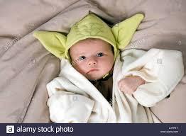 Yoda Halloween Costume Toddler Yoda Stock Photos U0026 Yoda Stock Images Alamy