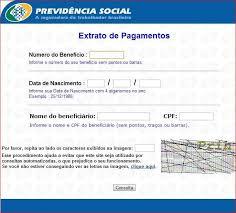 www previdencia gov br extrato de pagamento dataprev extrato de pagamento aposentadoria e previdência
