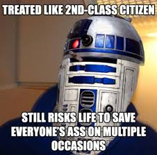 R2d2 Memes - when star wars r2 d2 aurebesh became my partner in crime