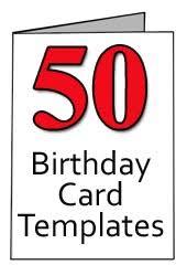 50th birthday card printable printable invitations