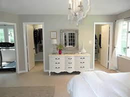 bathroom with walk in closet designs sleek white flooring and