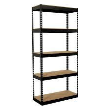 Free Standing Shed Shelves by Storage Shelves Garage Shelving U0026 Gorilla Racks At Ace Hardware