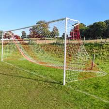 standard soccer goal nets net world sports