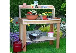 Potting Bench Kits Gardening Kits Cedar Gardening Kits Outdoor Living Today