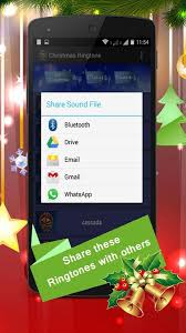 christmas ringtone android apps google play