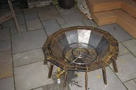 How To Build A Gas Firepit Diy Gas Pit Wonderful Portable Pit Ring Jpg