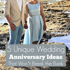 wedding anniversary ideas 5 wedding anniversary ideas that are awesome working