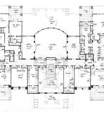 Big Mansion Floor Plans Simple 30 Modern Mansions Floor Plans Design Decoration Of