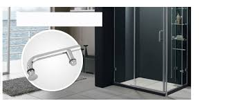 compare prices on frameless glass shower doors online shopping