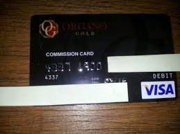 Organo Gold Business Cards Organo Gold Network Marketing
