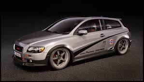 modified tuner cars volvo c 30 tuner by dangeruss on deviantart