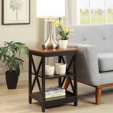 Cherry Side Tables For Living Room Cherry End Tables Side Tables Hayneedle