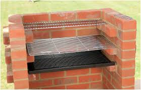 backyards appealing backyard brick grill brick plans bbq grill